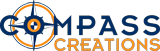 Logo Compass Creations webdesign Eindhoven