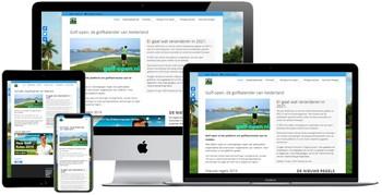Website van GolfOpen