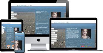 Website van InVelsen Coaching