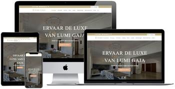 Website van LumiGaja
