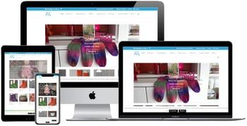 Webshop van Marconellie
