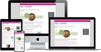 Website van Optimaal Gewicht