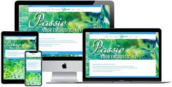 Website van WencArt